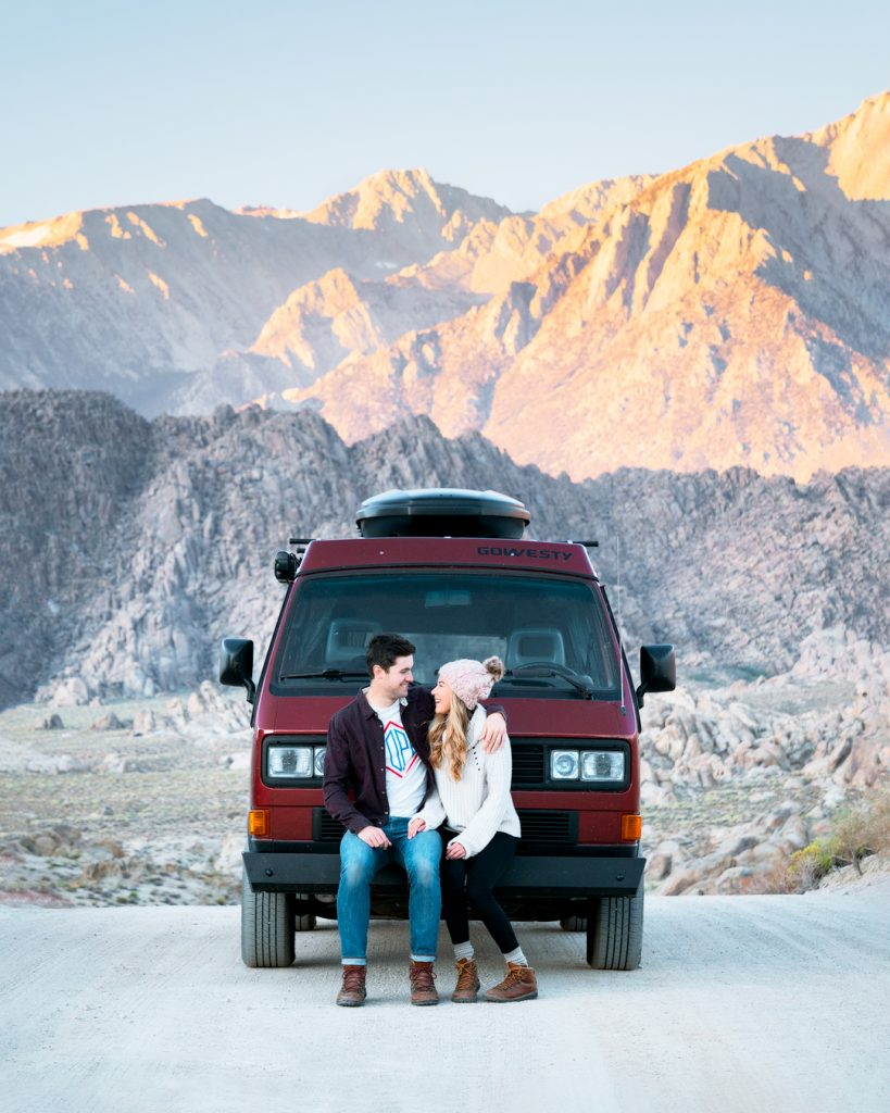How To Take Stunning Travel Photos as a Couple - Renee Roaming - Van Life