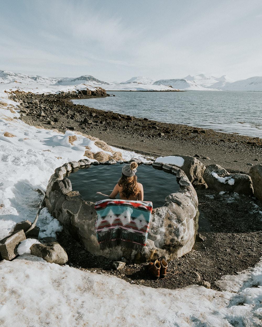 Iceland Hot Springs - Renee Roaming