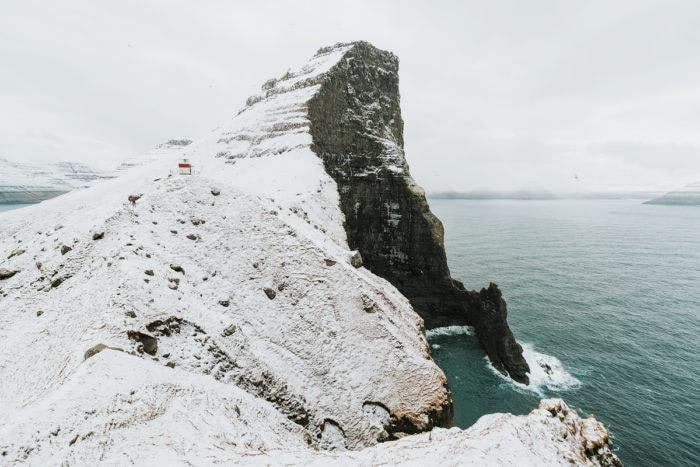 Kallur Light House - Kalsoy - The Faroe Islands Guide - Renee Roaming