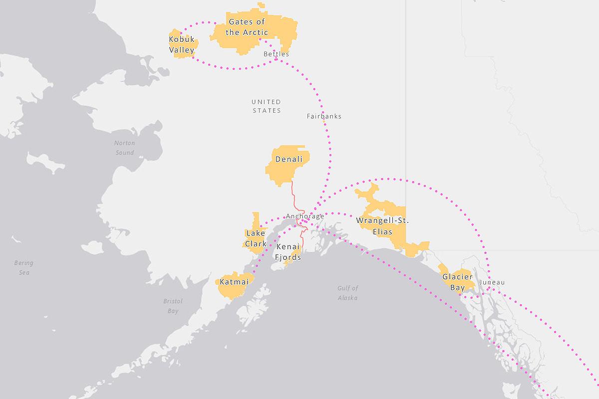 National-Park-Road-Trip-Alaska-Route-Renee-Roaming