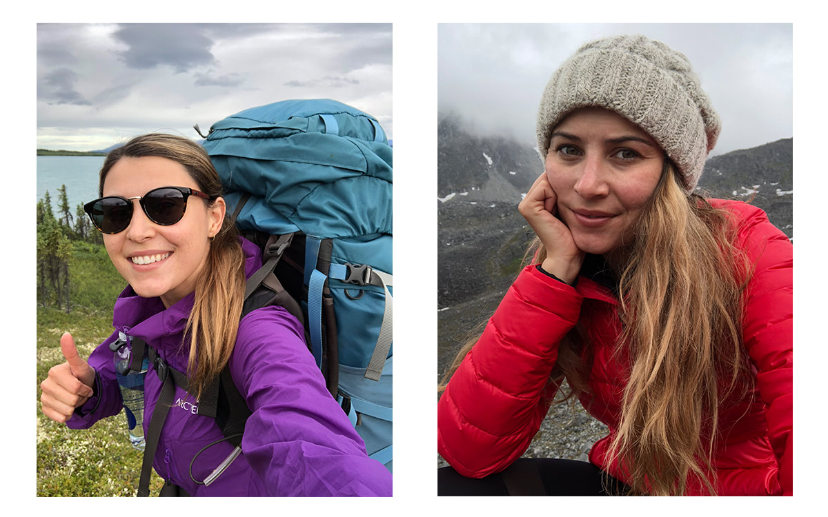 Traveling with Acne - Dealing with Airplanes Hiking and Camping - Renee Roaming 4