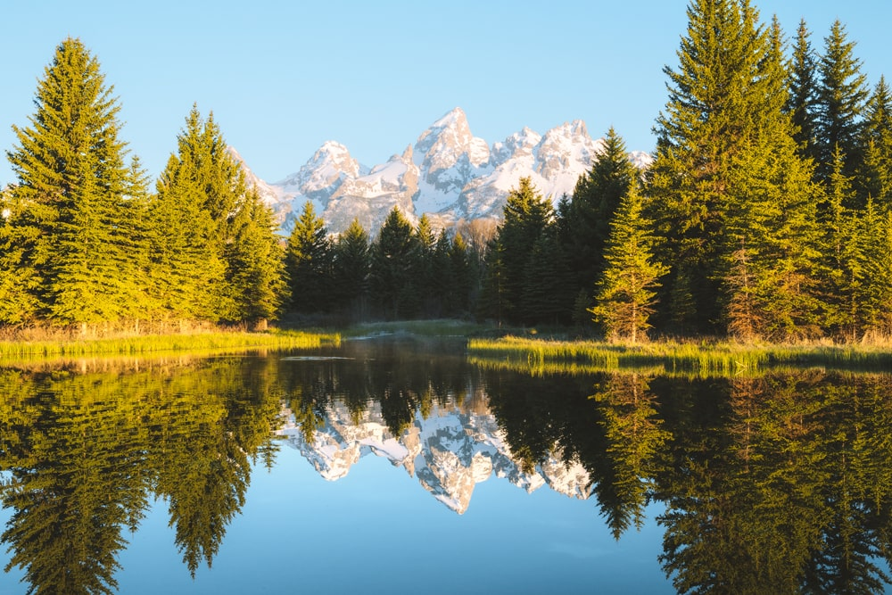 America's National Parks - Ranked Best to Worst - Grand Teton National Park