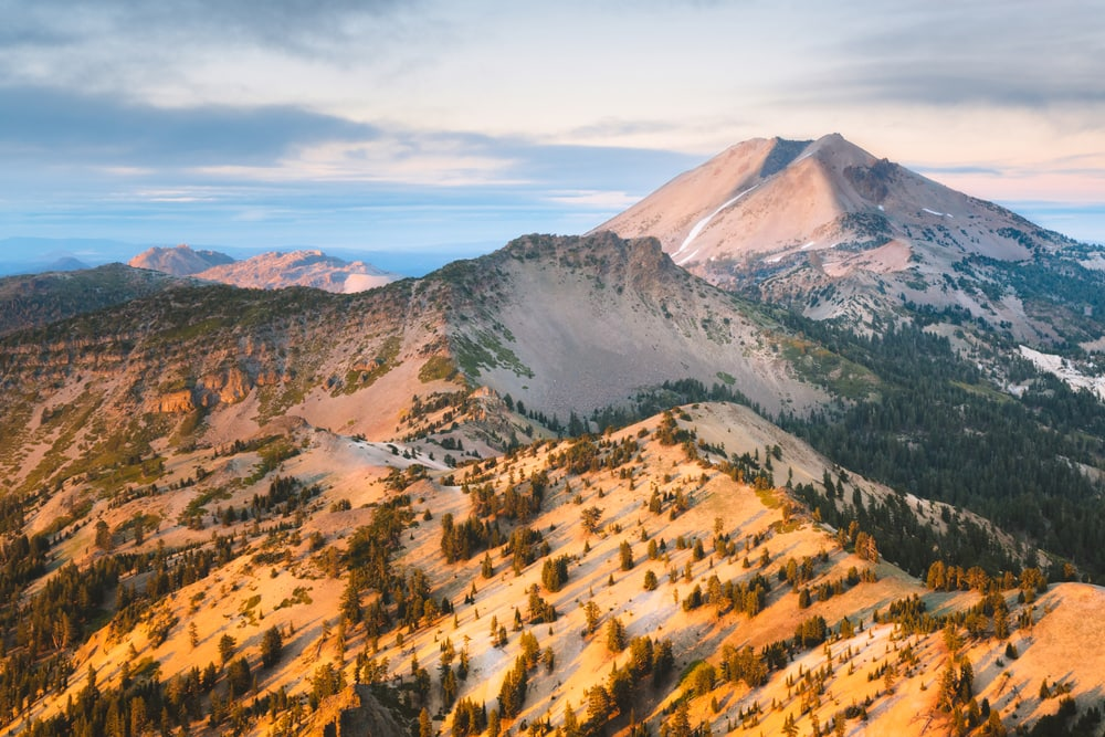 America's National Parks - Ranked Best to Worst - Lassen Volcano National Park