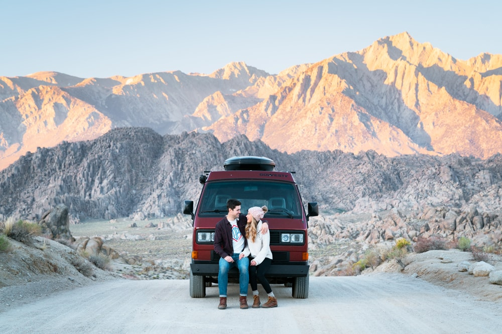 America's National Parks - Ranked Best to Worst - Van Alabama Hills