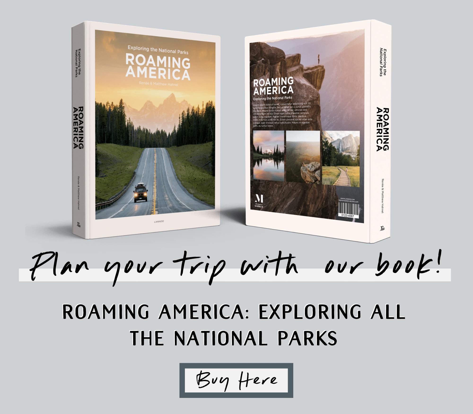 roaming america book