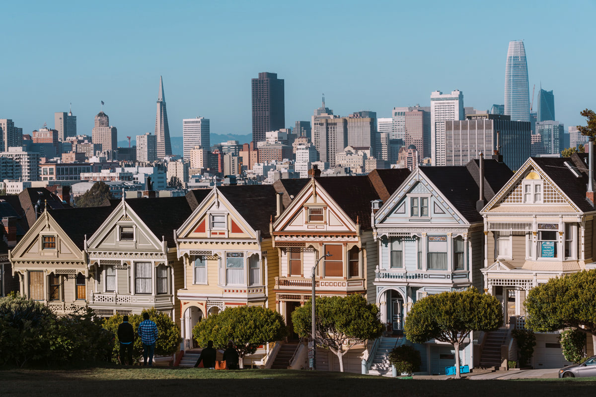 How-to-Spend-24-Hours-in-San-Francisco-Painted-Ladies-Renee-Roaming