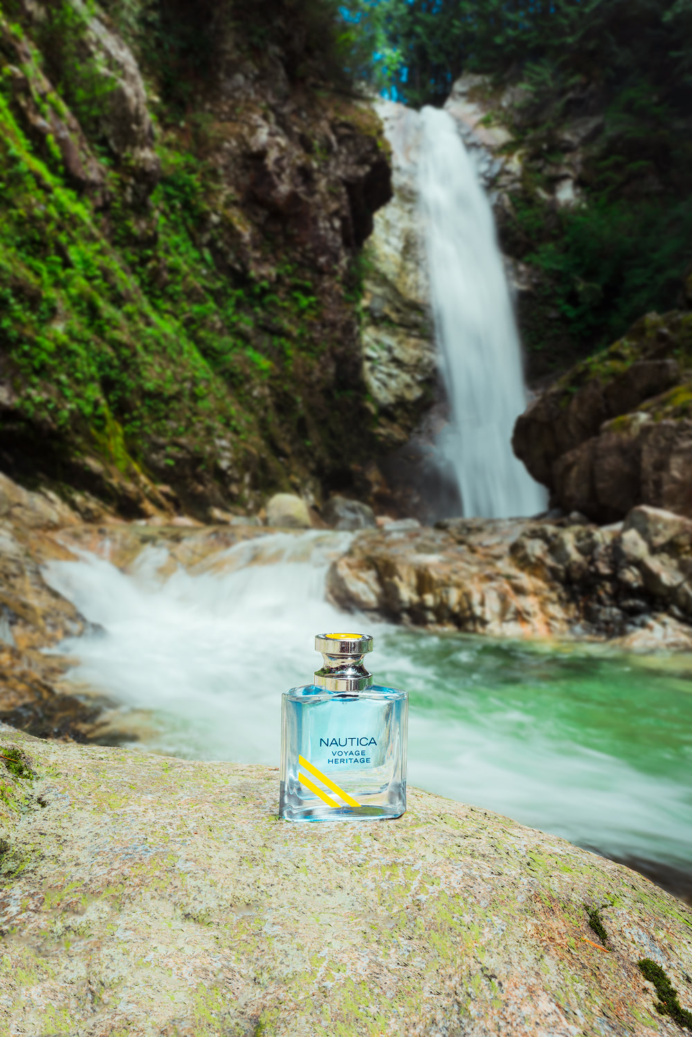 Couples Adventure Getaway to British ColumbiaCascade Falls 4