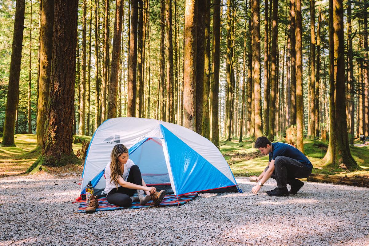 Couples Adventure Getaway to British ColumbiaGolden Ears Provincial Park 1