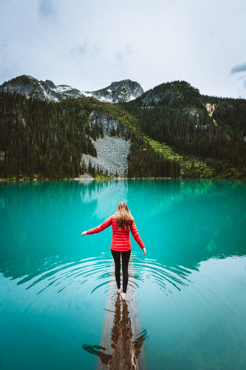 Couples Adventure Getaway to British ColumbiaJoffre Lakes 1