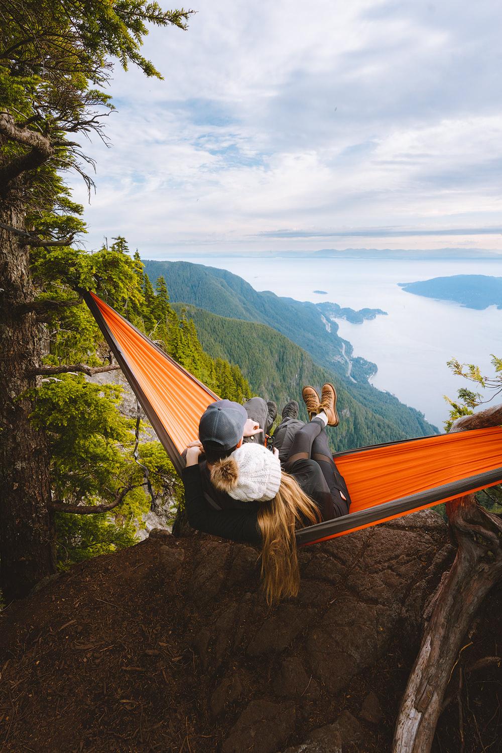 Couples Adventure Getaway to British ColumbiaSt Marks Summit Vancouver 2
