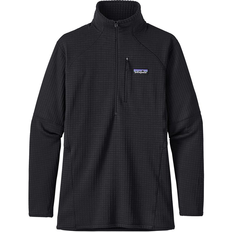 A Beginners Guide To Backcountry Camping - Patagonia R1 Fleece