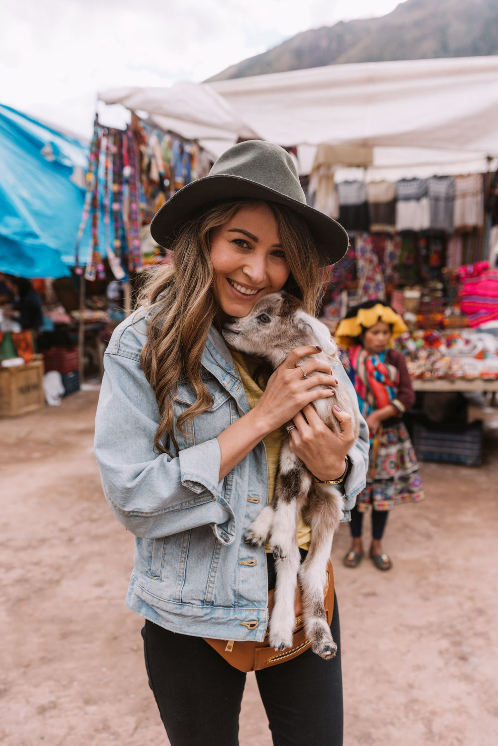 Best-Things-To-Do-In-And-Around-Cusco-Peru-Baby-Goat