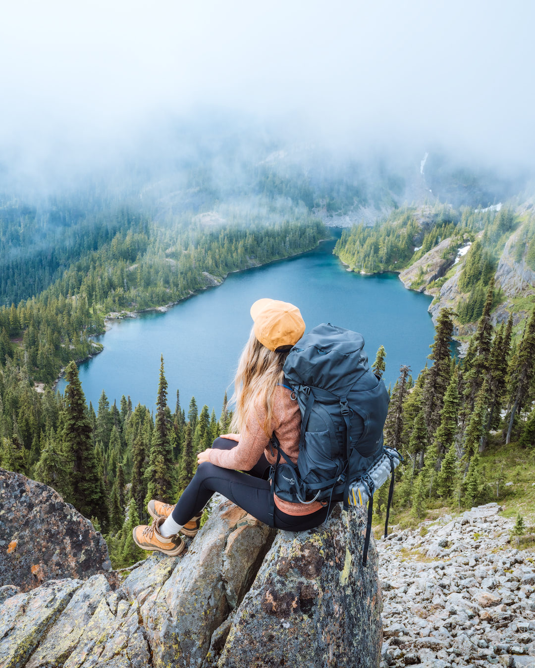 A Beginners Guide To Backcountry Camping - Washington
