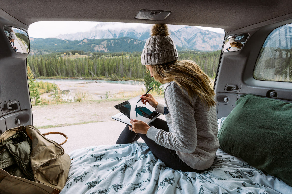Best Laptop for Photo Editing & Travel Blogging Renee Roaming