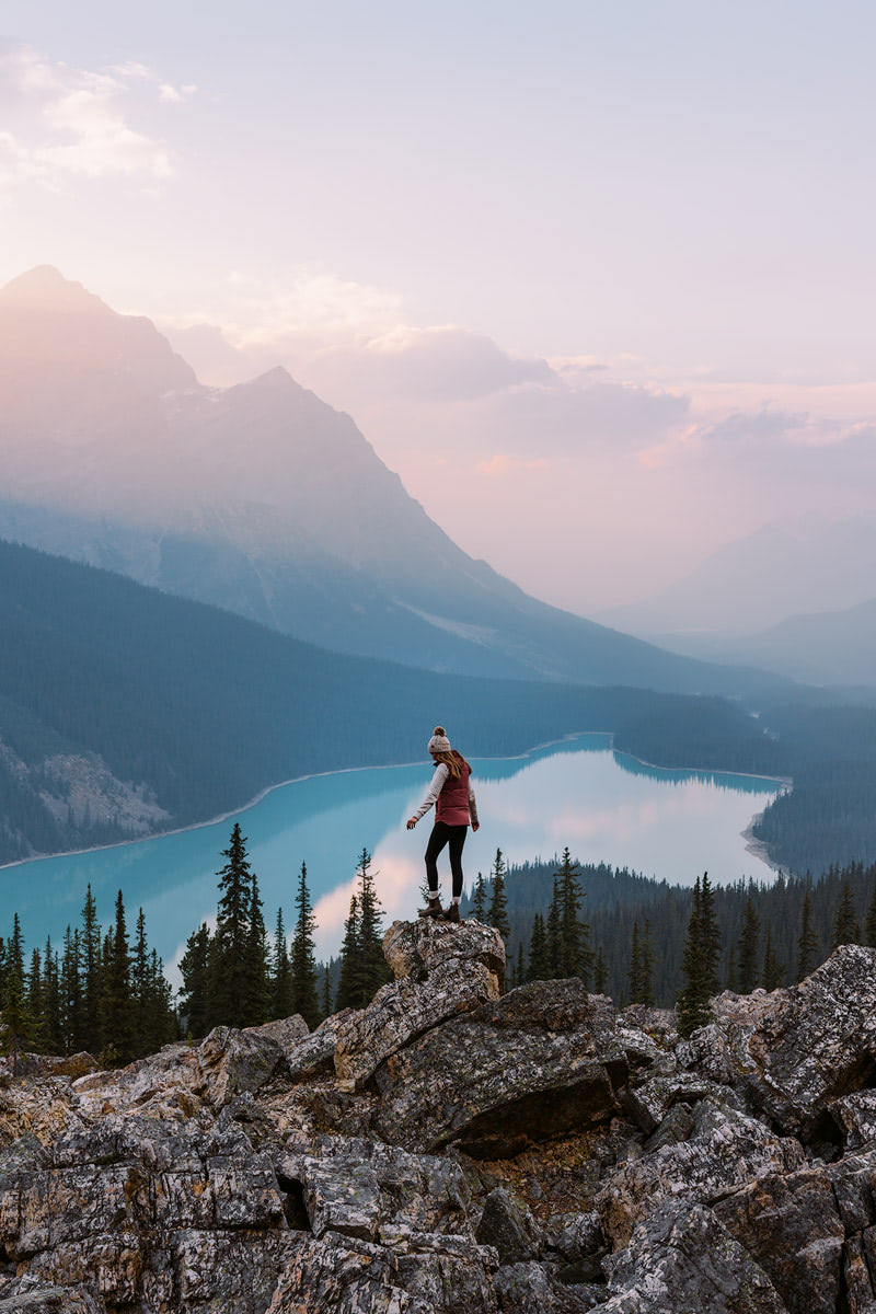 Top-6-Must-See-Canadian-Rockies-Lakes-Peyto-Lake-2-Renee-Roaming
