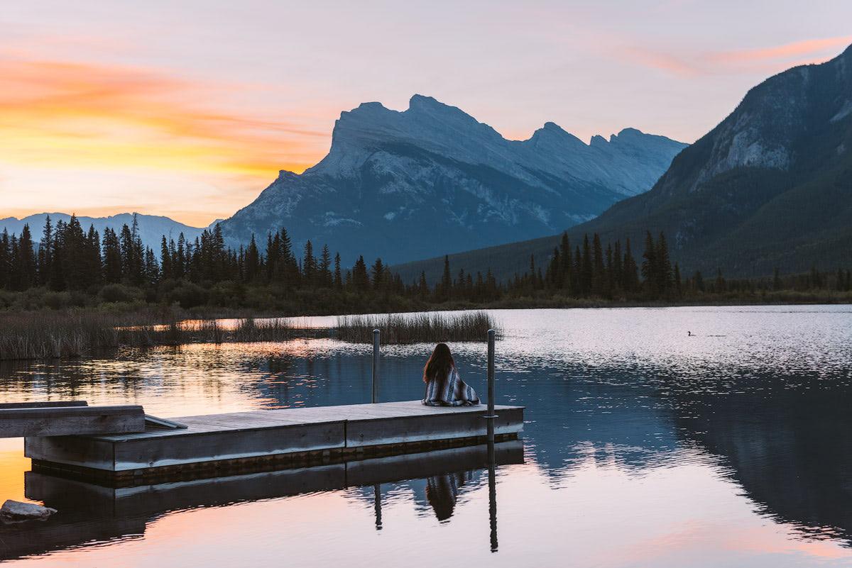 Top-6-Must-See-Canadian-Rockies-Lakes-Vermilion-Lakes-Renee-Roaming