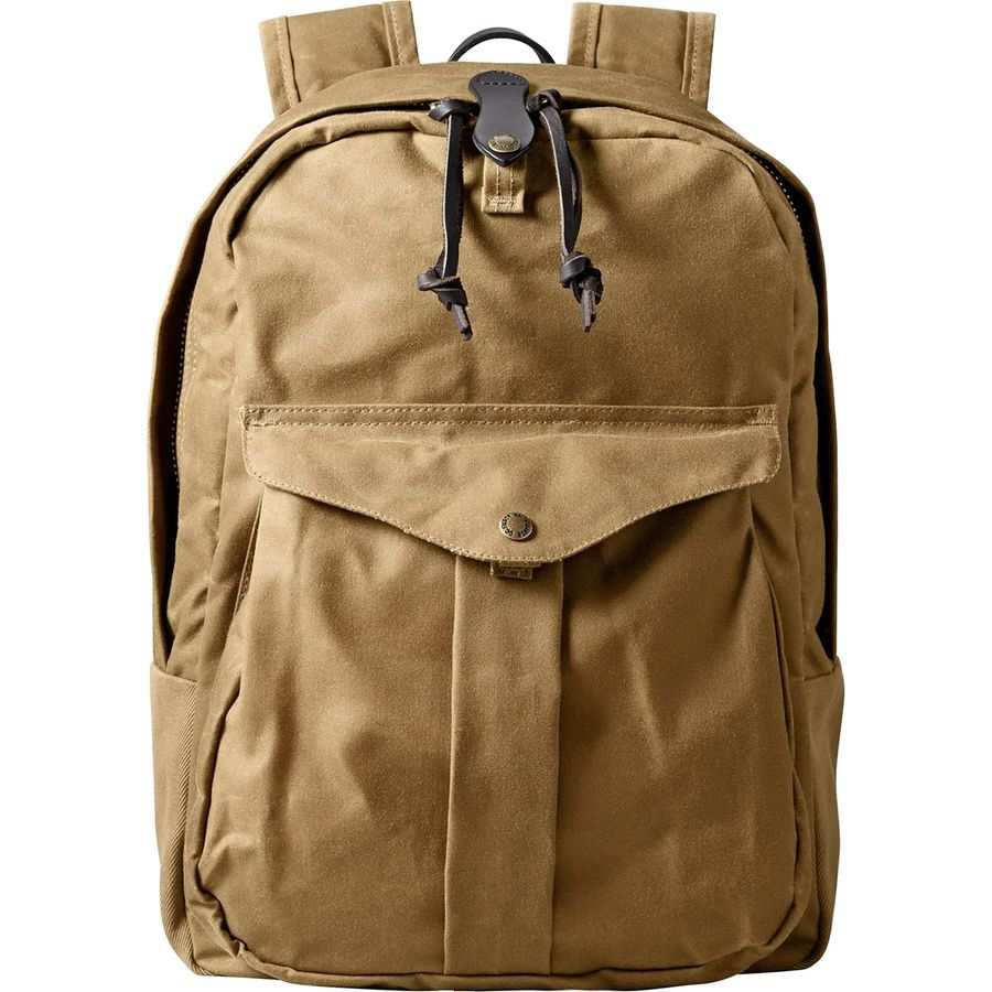 East Coast Fall Road Trip - What to Pack - Filson Backpack