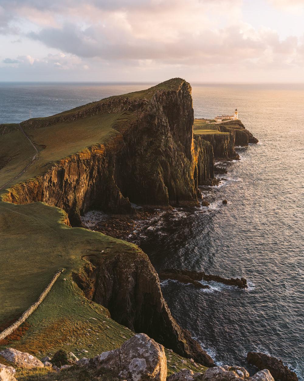 Epic Isle of Skye Photography Locations Renee Roaming Neist Point