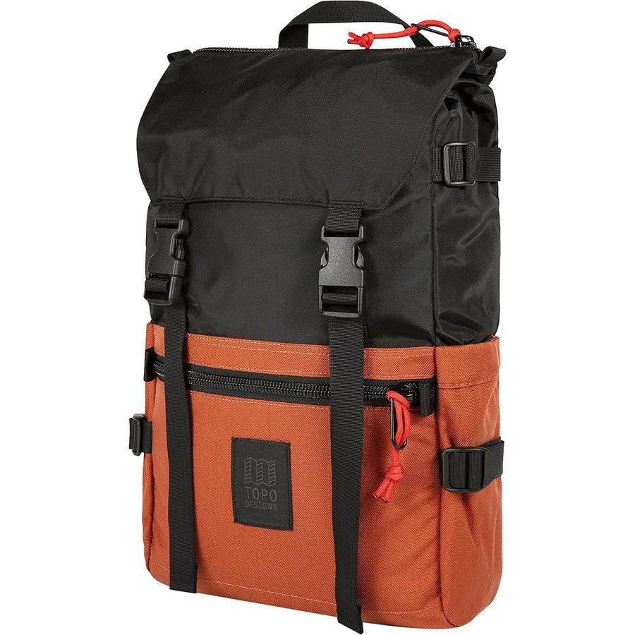 New England Fall Road Trip - What to Pack - Topo Designs Rover Backpack