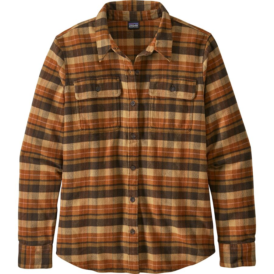 Northeast Fall Road Trip - What to Pack - Patagonia Flannel