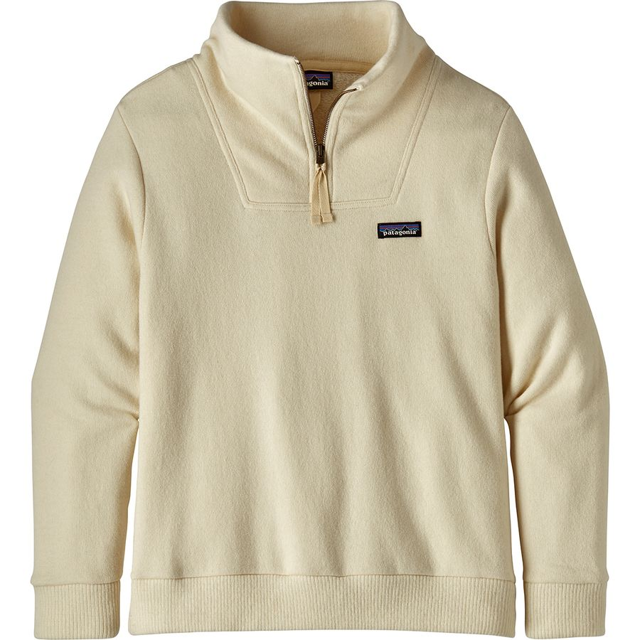 Northeast Fall Road Trip - What to Pack - Patagonia Fleece White