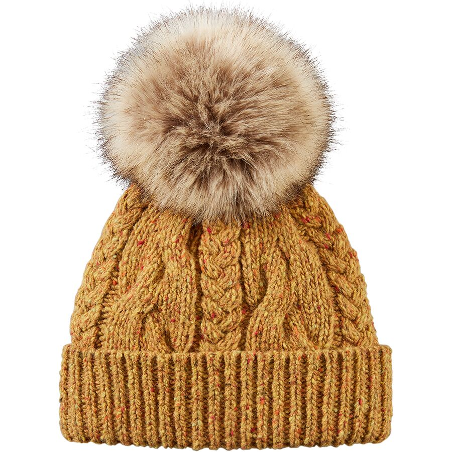 Northeast Fall Road Trip - What to Pack - Pendelton Cable Beanie