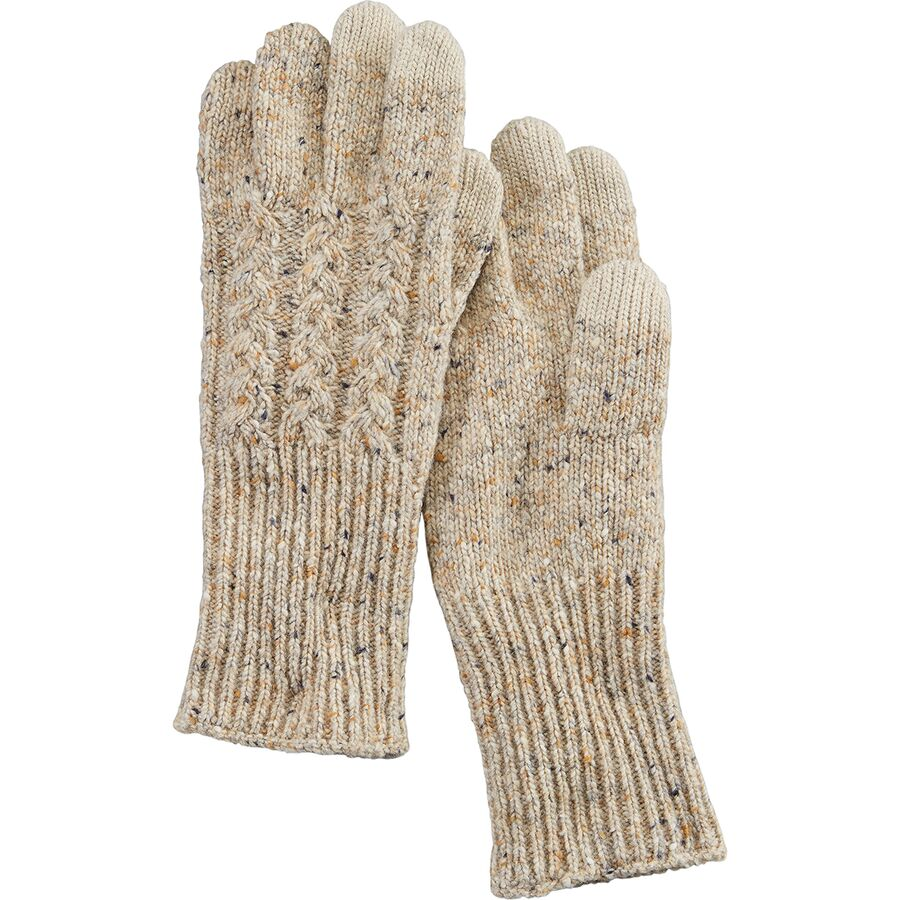Northeast Fall Road Trip - What to Pack - Pendelton Cable Gloves
