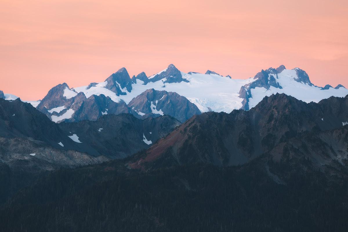 Olympic National Park Adventure Getaway 24 Hour Itinerary from Seattle Renee Roaming Hurricane Ridge Sunrise