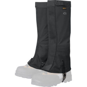 Get Outside The Ultimate Winter Hiking and Camping Guide OR Croc Gaiters