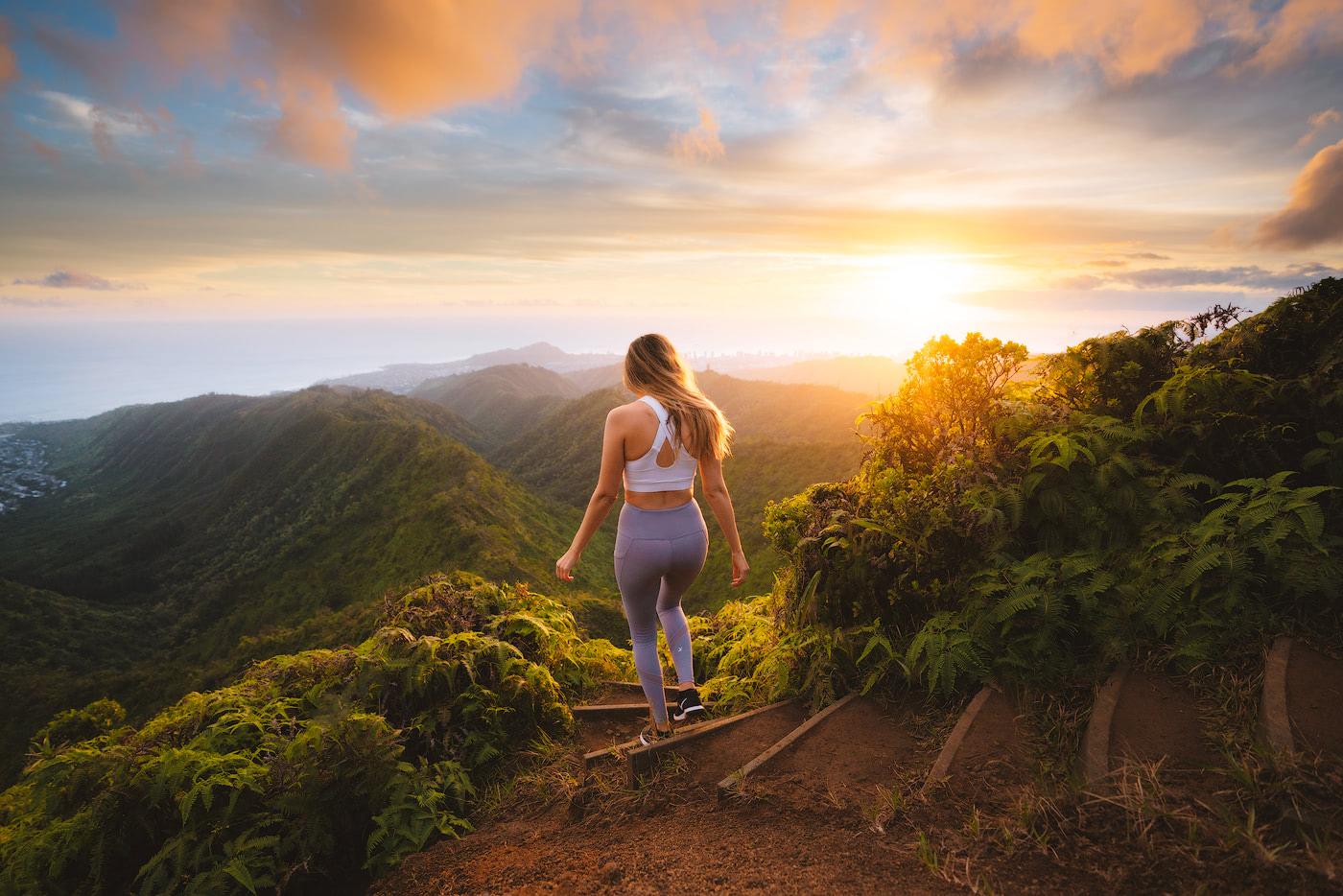 5 Best Things To Do On Oahu Renee Roaming Wiliwilinui Ridge Hike