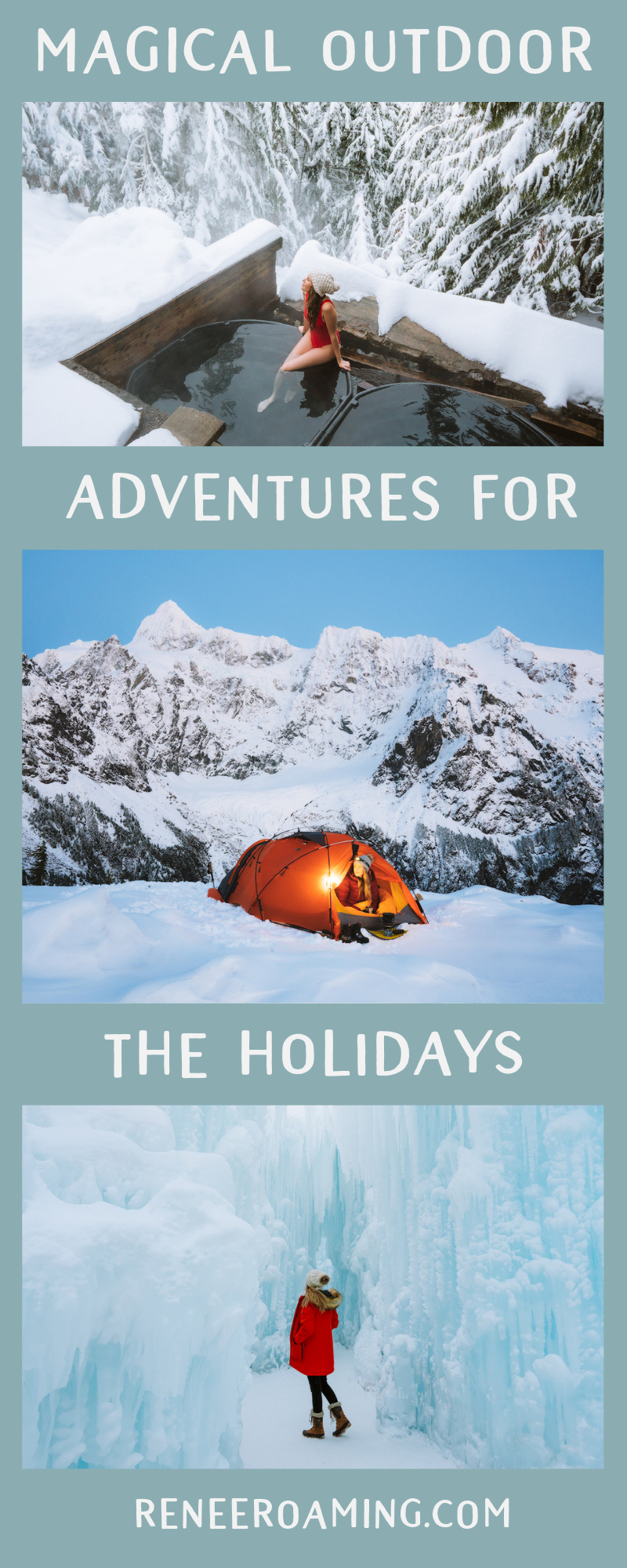 7 Magical Winter Outdoor Adventures For The Holidays