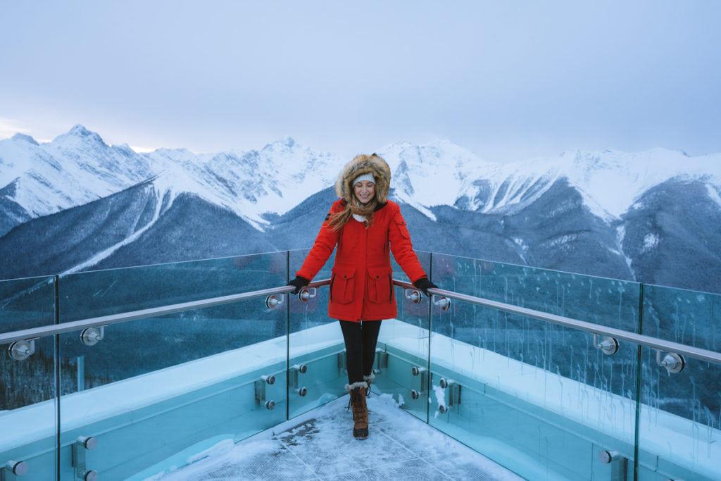 Planning a Trip toBanffin Winter -Banff Gondola -Renee Roaming