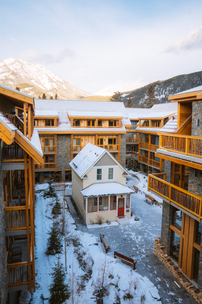 Planning a Trip toBanffin Winter - Moose Hotel and Suites 2 -Renee-Roaming