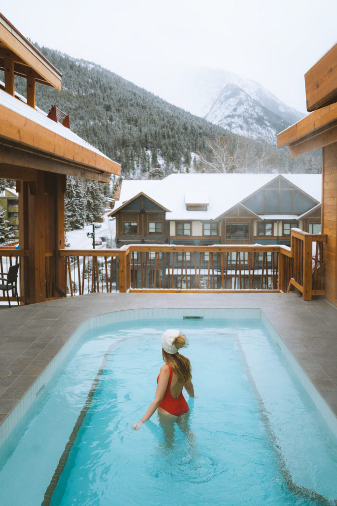 Planning a Trip toBanffin Winter - Moose Hotel and Suites -Renee-Roaming