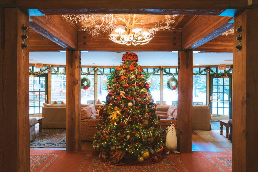 Planning a Trip toBanffin Winter - Post Hotel -Renee-Roaming