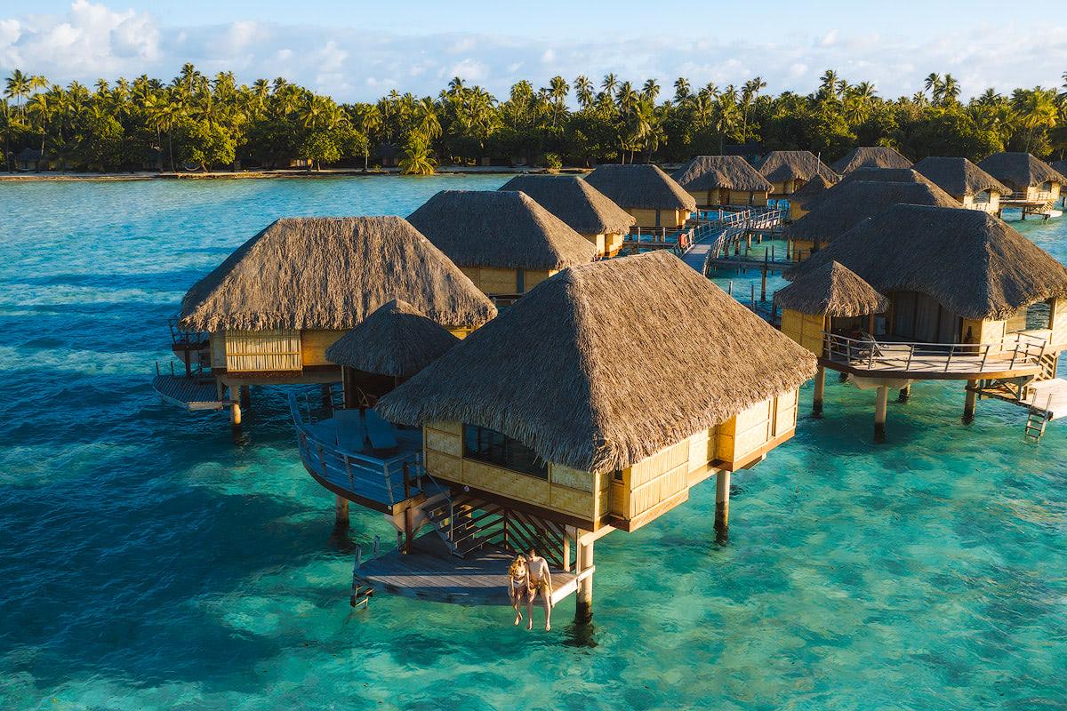 The Islands of Tahiti Le Tahaa Island Resort and Spa Renee Roaming 1