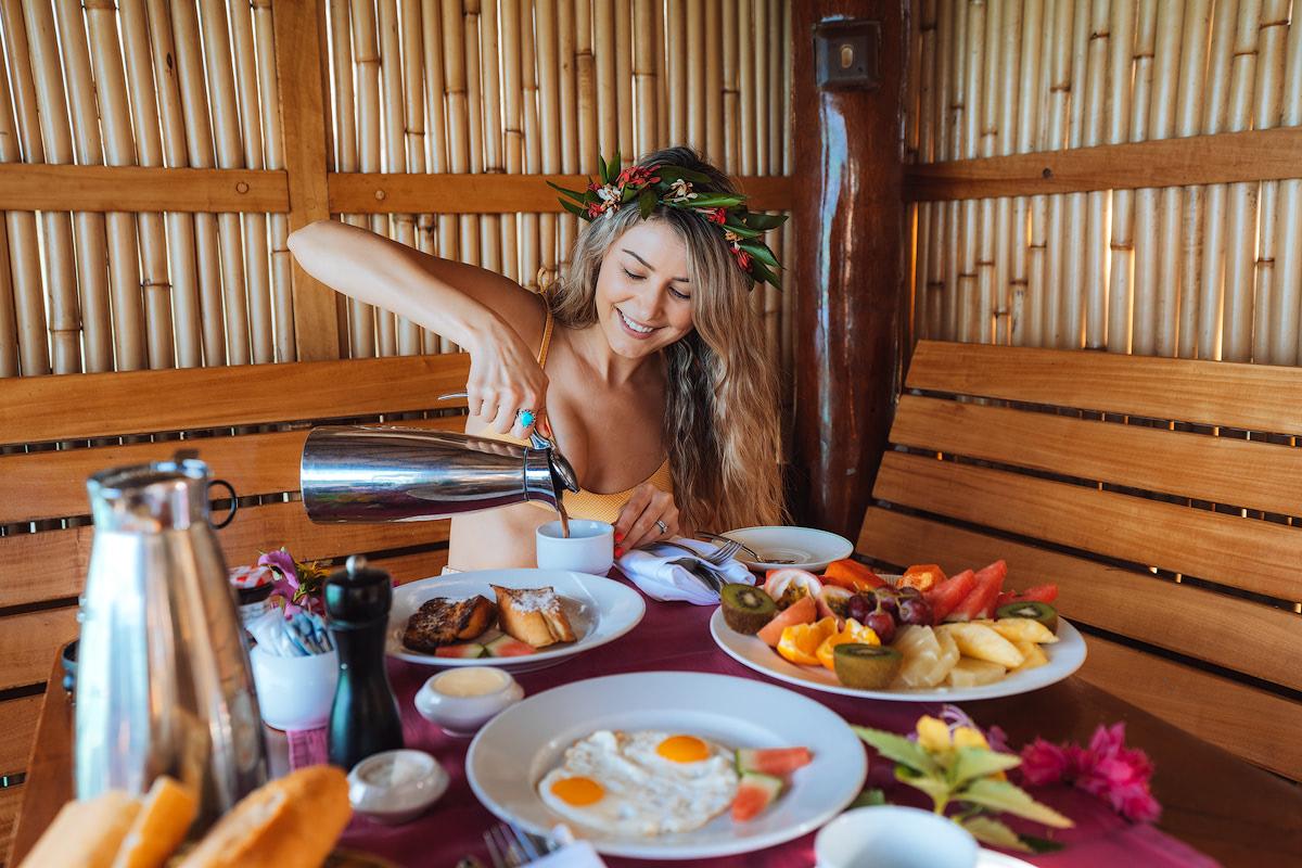 The Islands of Tahiti Le Tahaa Island Resort and Spa Renee Roaming 9