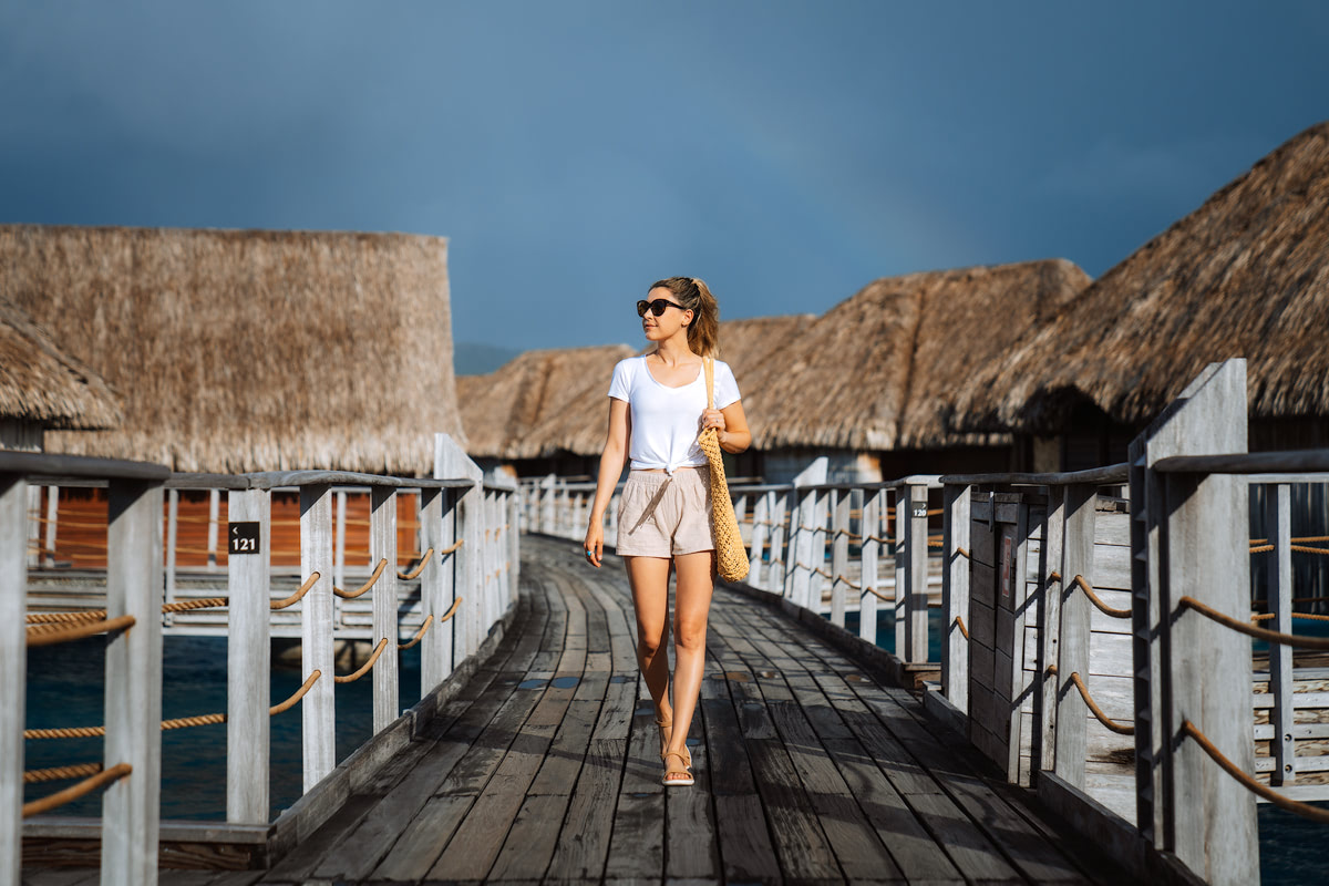 What to Pack for a Tropical Vacation to The Islands of Tahiti Bora Bora 2