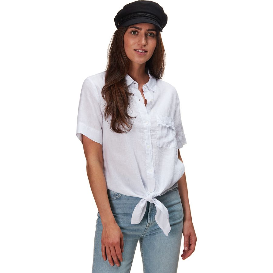 What to Pack for a Tropical Vacation to The Islands of Tahiti Dylan Tie Camp Shirt