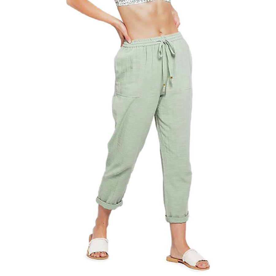 What to Pack for a Tropical Vacation to The Islands of Tahiti L Space Andres Pant
