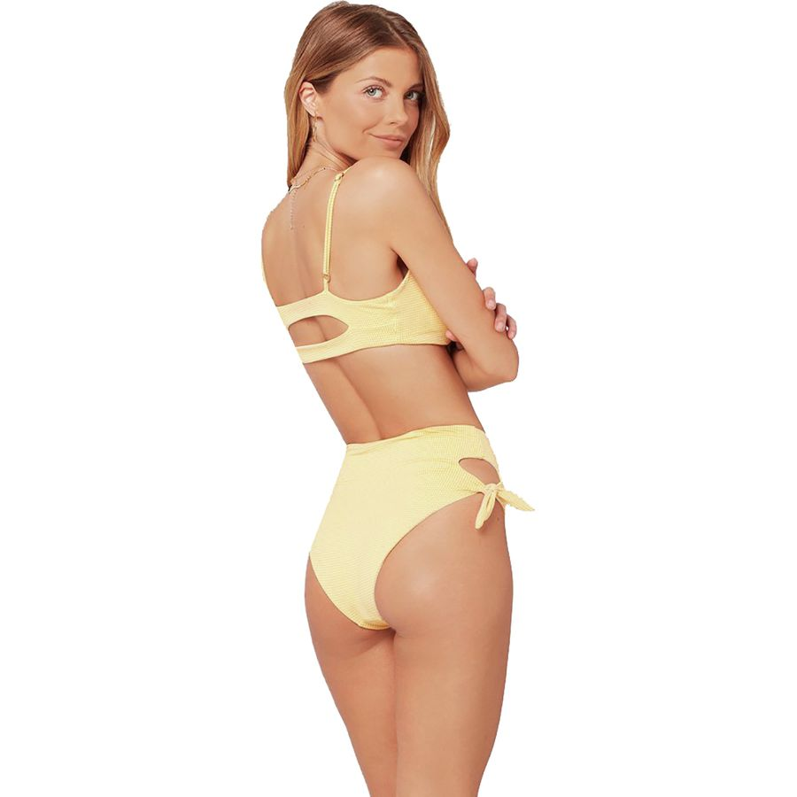What to Pack for a Tropical Vacation to The Islands of Tahiti L Space Bummin Bikini Bottom