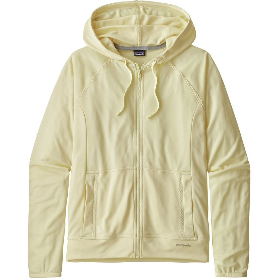 What to Pack for a Tropical Vacation to The Islands of Tahiti Patagonia Coastal Hideaway Suncover Hoodie