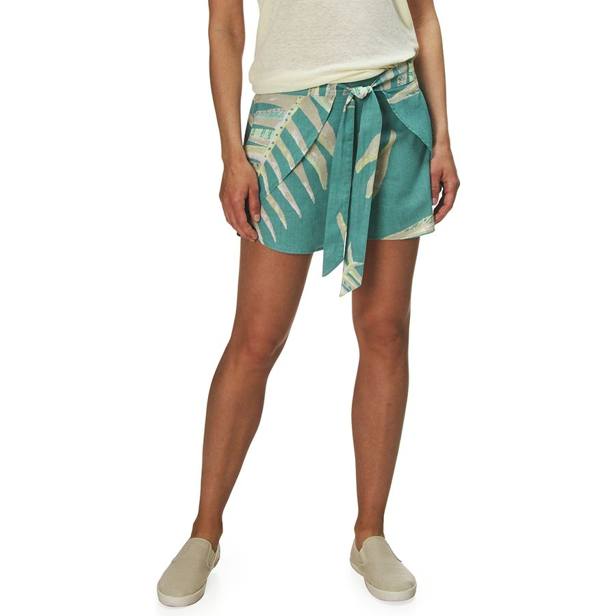 What to Pack for a Tropical Vacation to The Islands of Tahiti Patagonia Garden Island Short