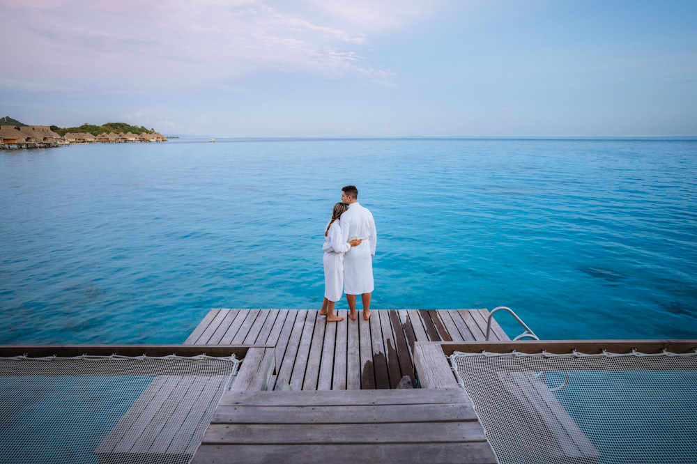 The Ultimate Romantic Couples Getaway to Bora Bora French Polynesia Conrad Bora Bora Nui 6