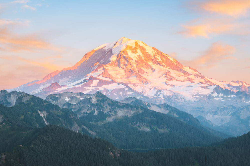 Mount Rainier National Park Guide - Everything You Need to Know - Renee Roaming - Tolmie Peak View