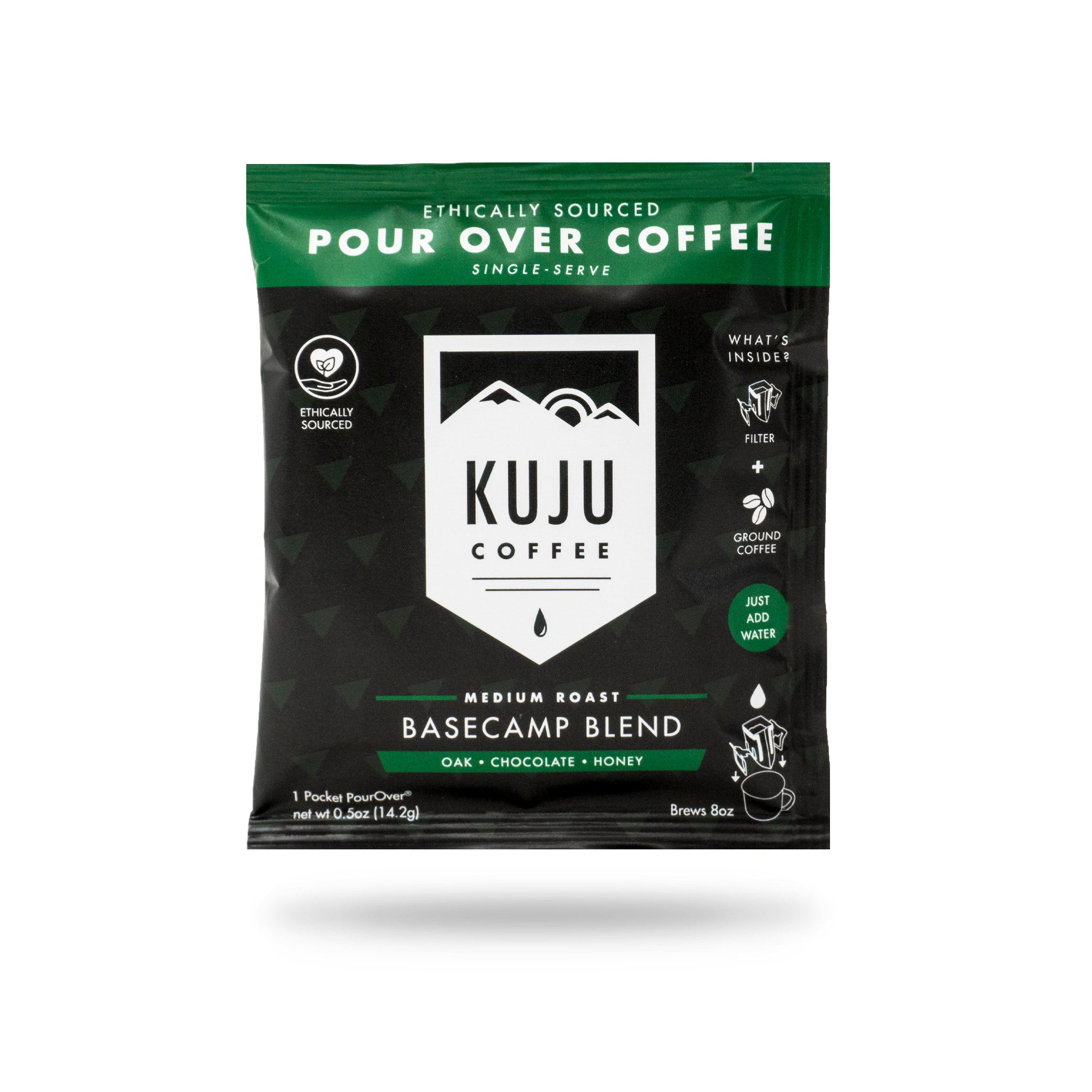 Pocket PourOver Coffee