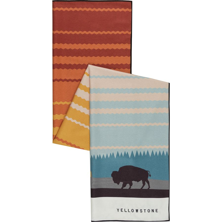 NomadixNational Parks Collection Towel   Meaningful Experiences and Eco-Friendly Gift
