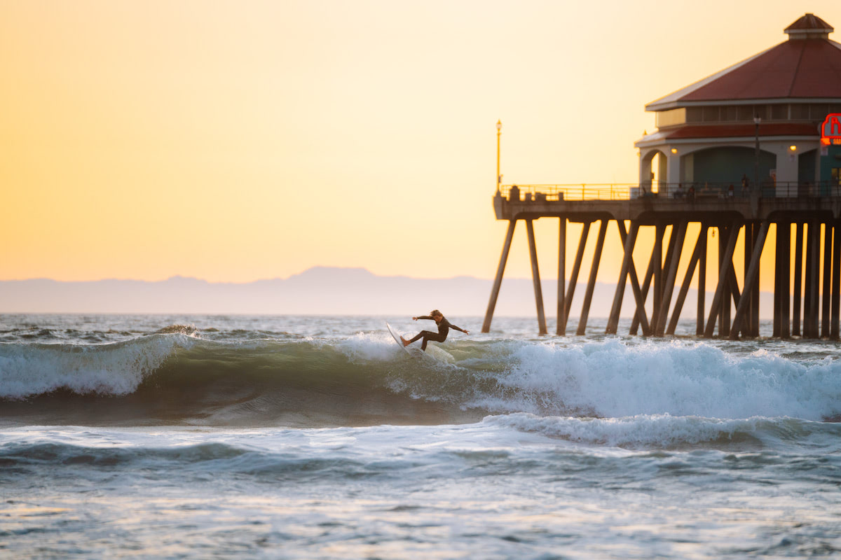 Orange County Travel Guide Everything You Need to Know- Huntington Beach Surfer