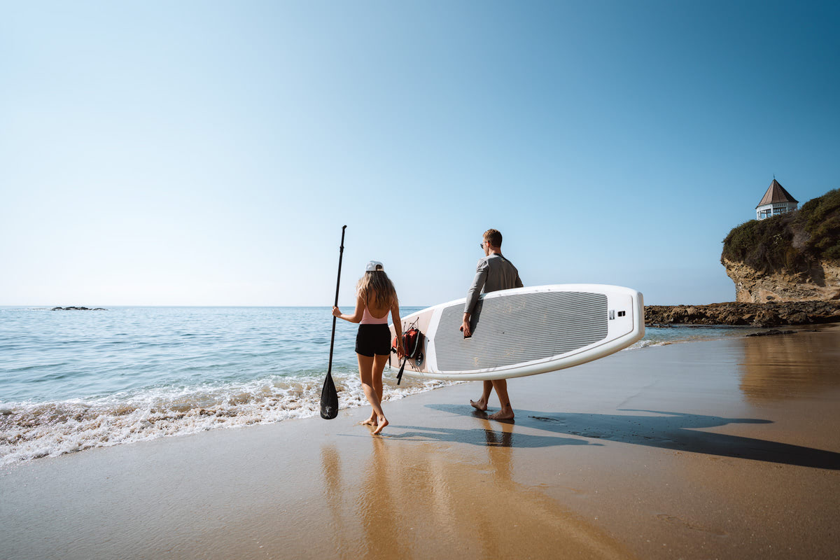 Orange County Travel Guide Everything You Need to Know- Laguna Beach SUP