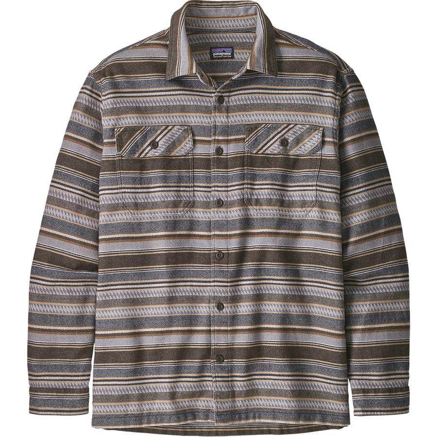 PatagoniaFjord Flannel Shirt
